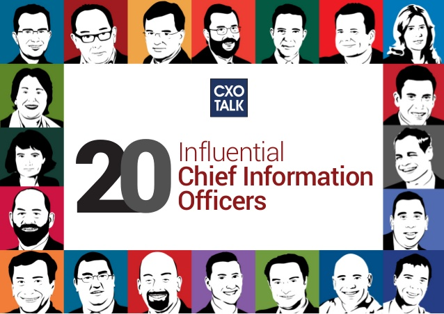 Influential CIOs