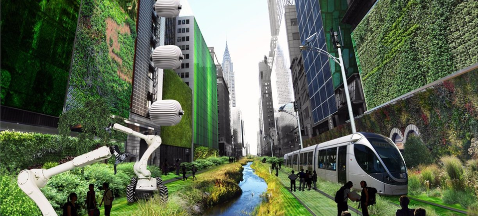 FREE REPORT: The Future Belongs to Cities by Dr. Jonathan Reichental