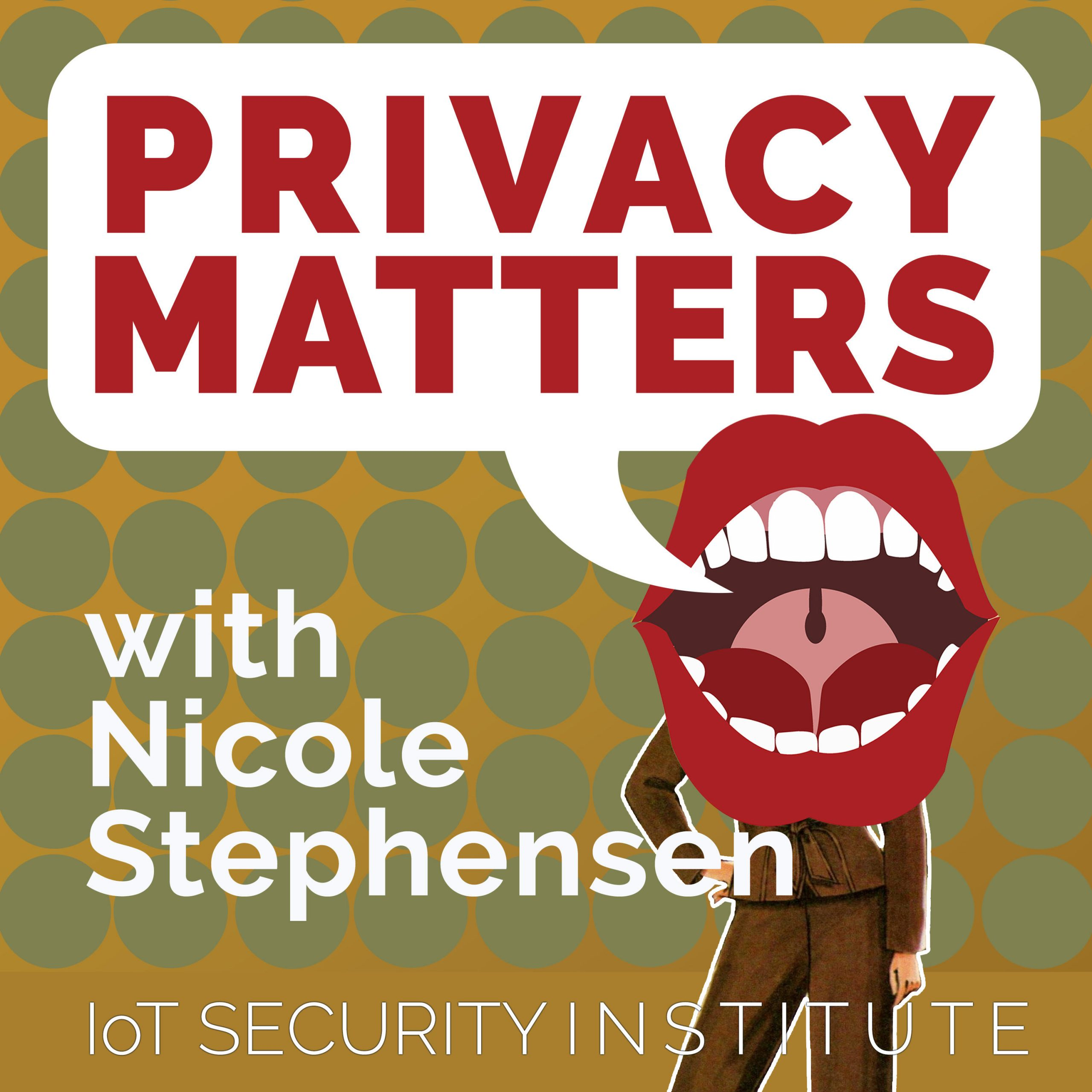 PODCAST: Privacy in the Fourth Industrial Revolution