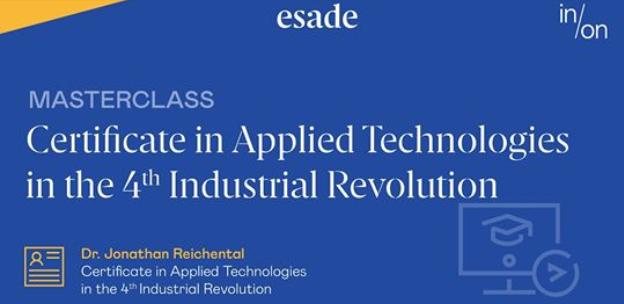 VIDEO: Free Masterclass in the Fourth Industrial Revolution