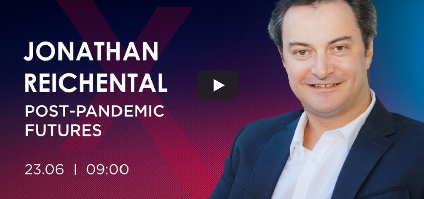 VIDEO: Post-Pandemic Future with Dr. Jonathan Reichental