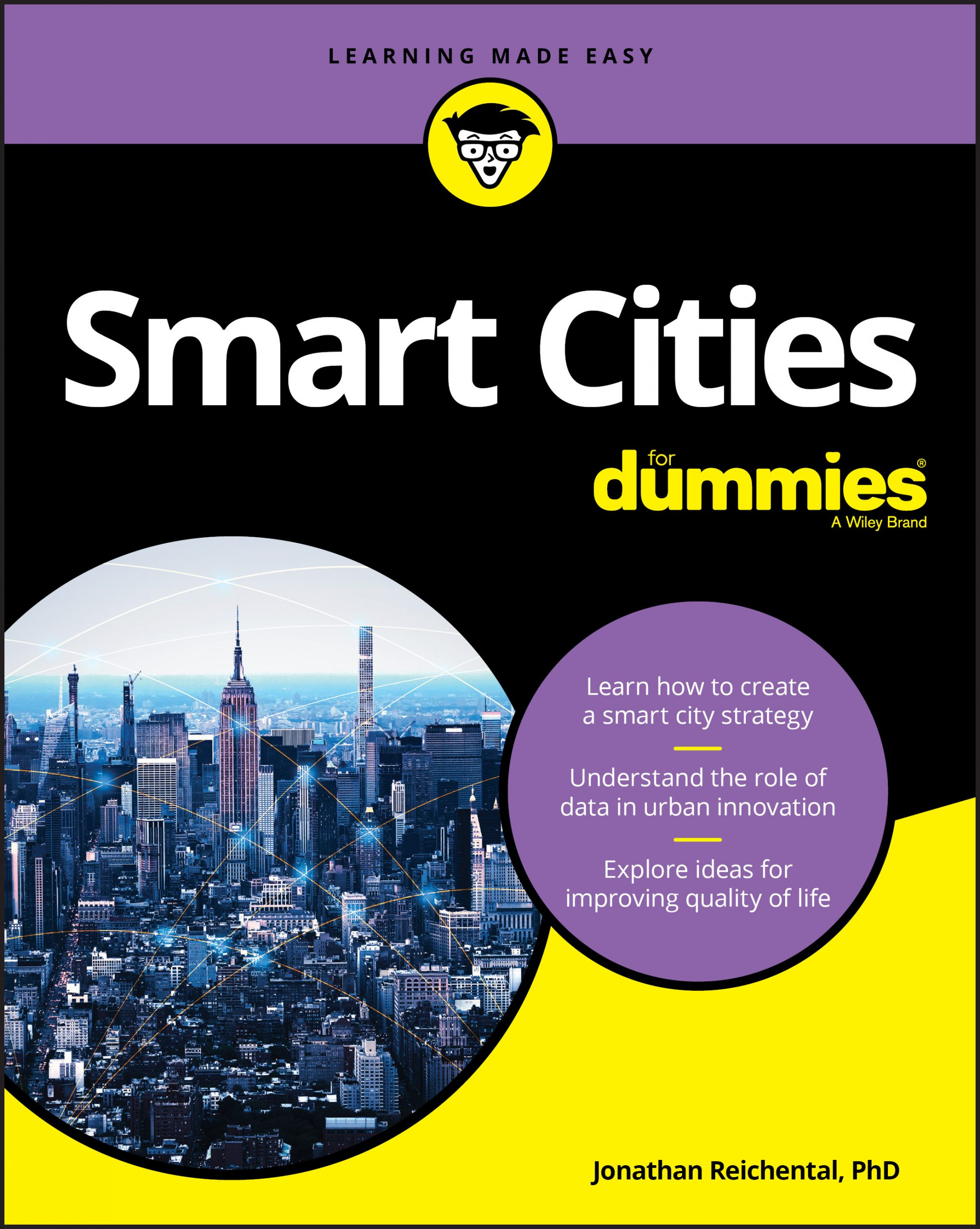 Smart Cities for Dummies Now Available