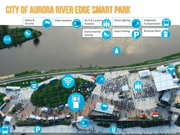 Aurora, Illinois CIO Makes Entire City An Innovation District As Part Of Proposed $300 Million Project