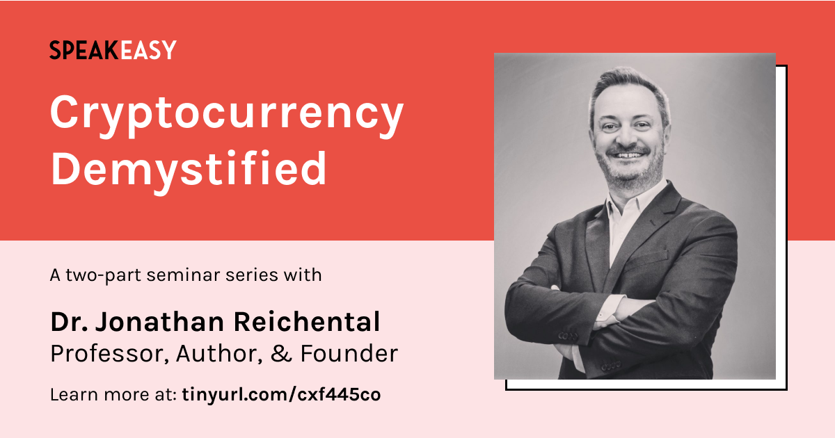 Cryptocurrency Demystified Seminar Series