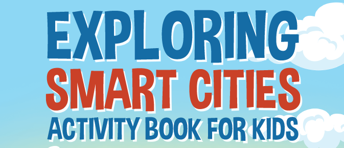 Exploring Smart Cities Activity Book