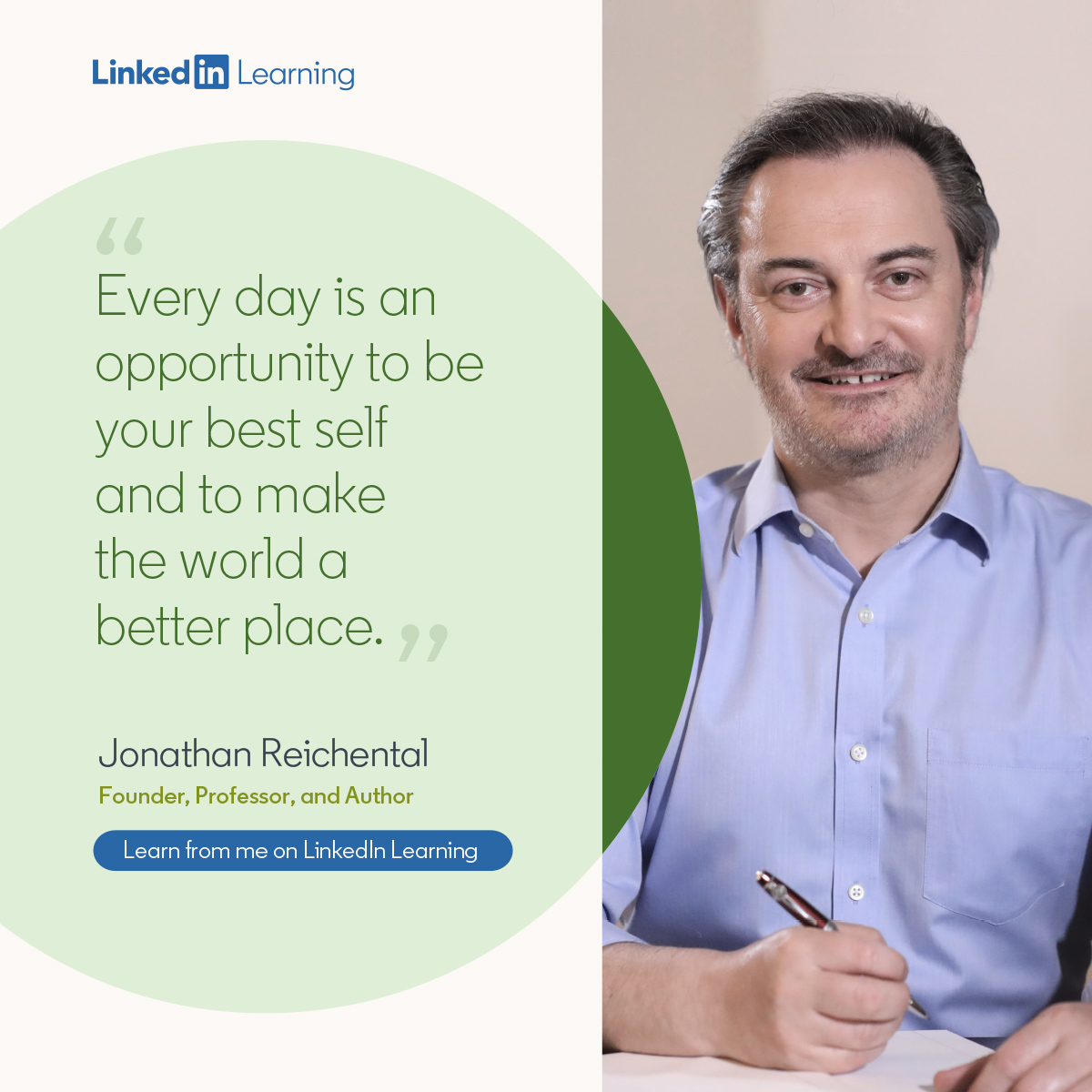 Commit to Lifelong Learning