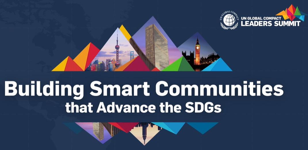 VIDEO: Building Smart Communities That Advance The SDGs