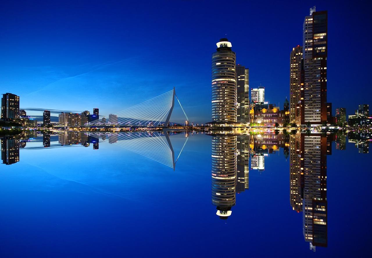 VIDEO: Smart City Interview in Rotterdam